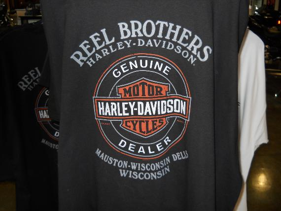 Reel Brothers T-shirt